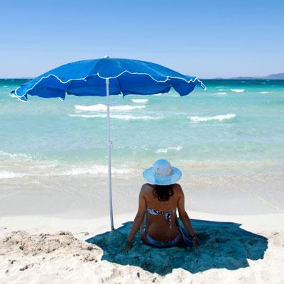 sunčanje i rak kože Beach-umbrella-sun-400x400