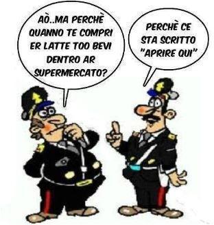 Nel segno del buonumore - Pagina 3 Barzellette-carabinieri