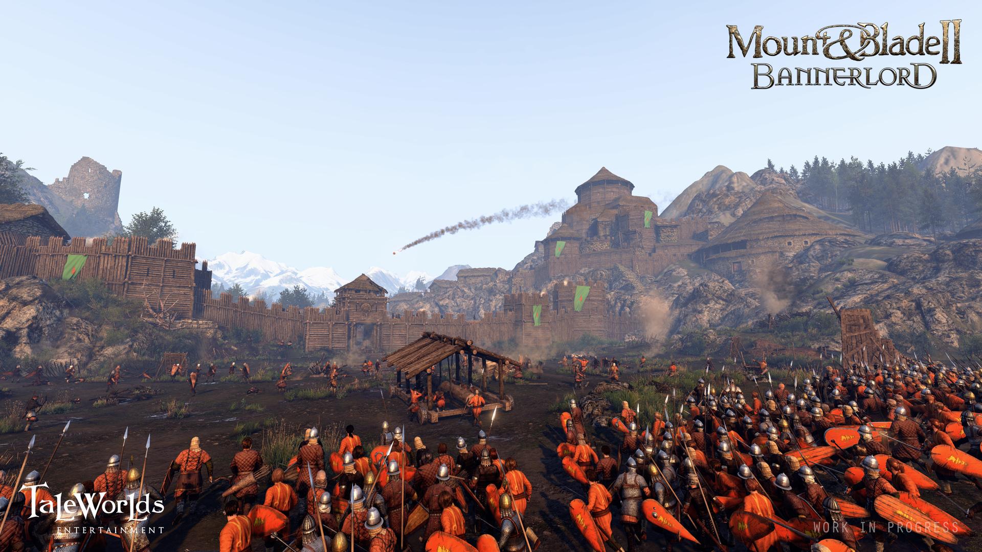 Vídeos y noticias de Bannerlord en la Gamescom 2016 1-2
