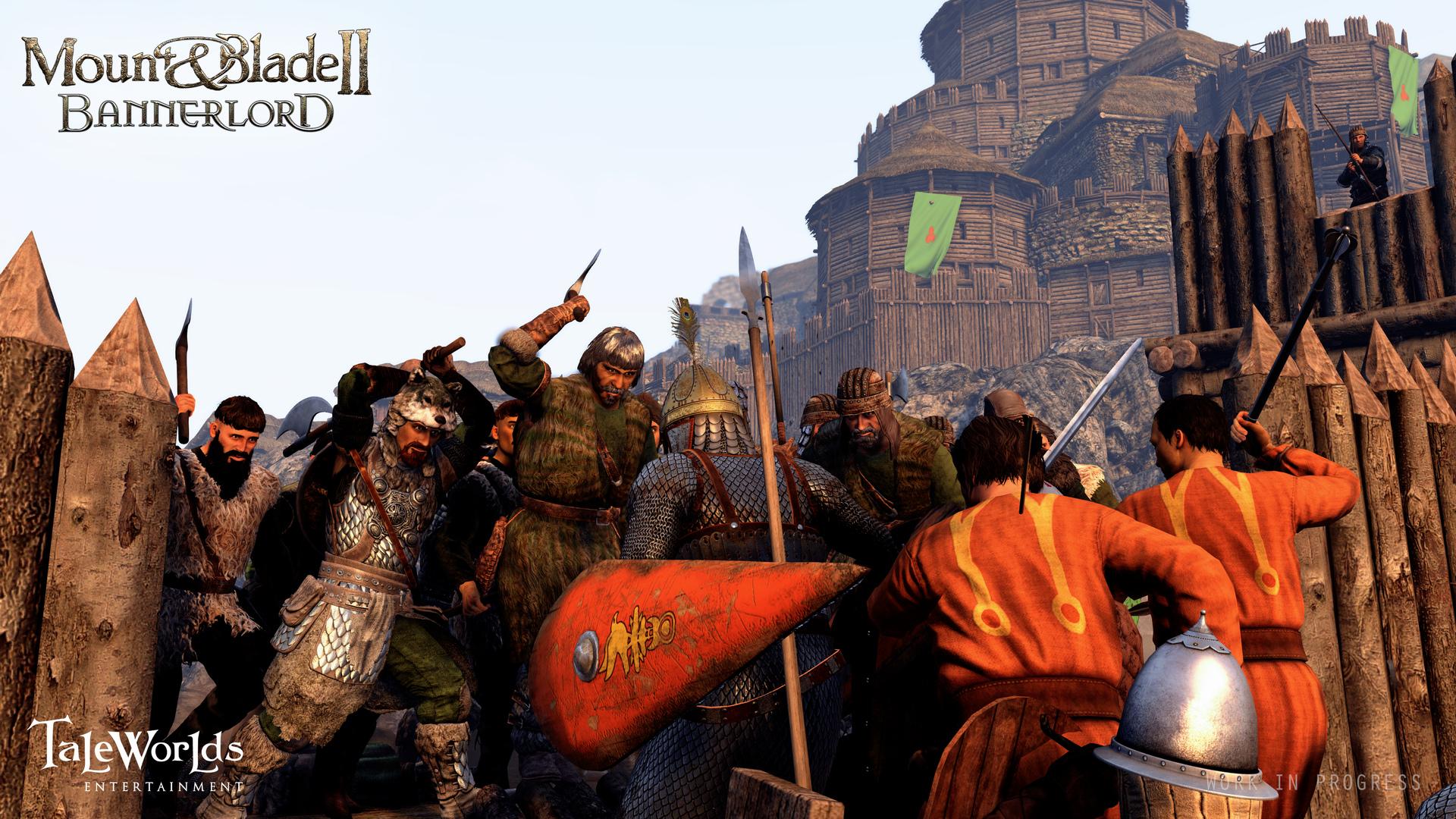 Vídeos y noticias de Bannerlord en la Gamescom 2016 3-2