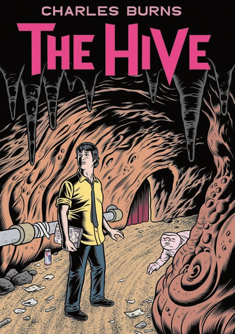 [BD] Charles Burns - Page 3 TheHive