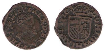 Gigot de Felipe II con 3 puntos en el campo (1586) [WM n° 7619] Maa3%20korte%20zj