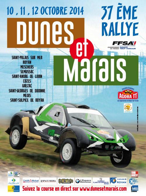 marais - Infos Dunes et Marais 2014 - Page 3 Affiche2014