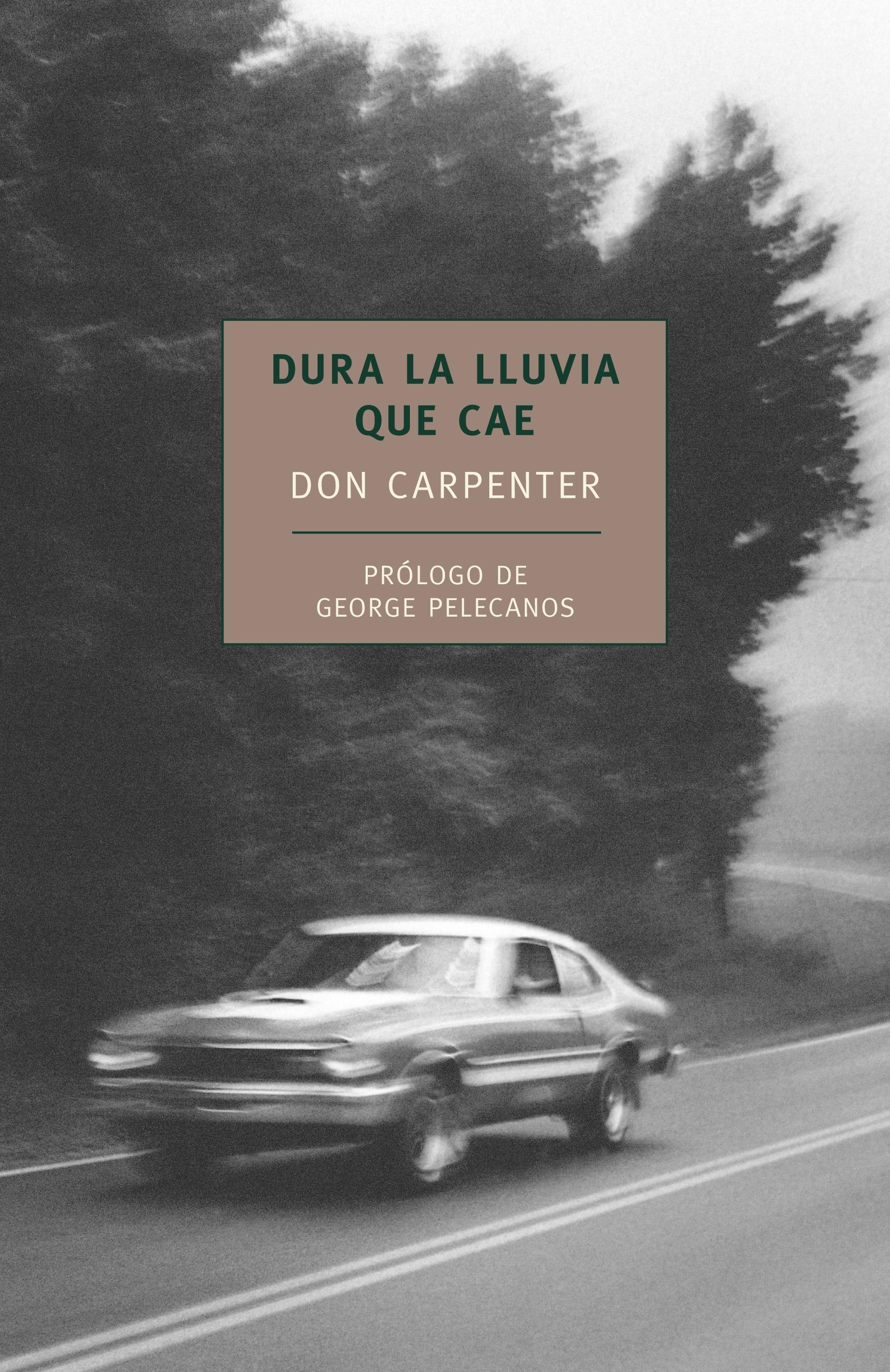 Literatura de cloaca, novelistas malditos (Bunker, Crews, Pollock...) Cubierta_Dura_la_lluvia