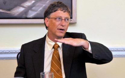 Mouvement: Bill Gates : 40 milliardaires s'engagent à donner 50% de leur fortune Bill-gates-familles-riches_fortune-moitie