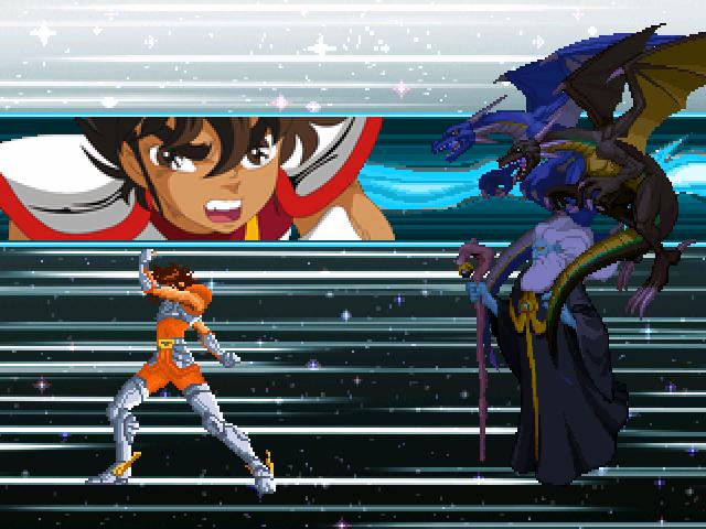 Seiya -ReArranged- for Win MUGEN & 1.0 Seiya03
