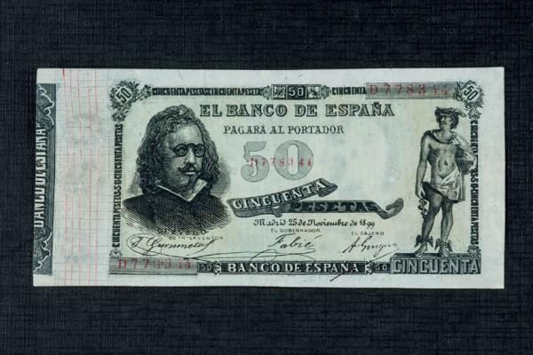 Billetes de Quevedo (1899/1900) - Estadísticas de Tirada Image_35060