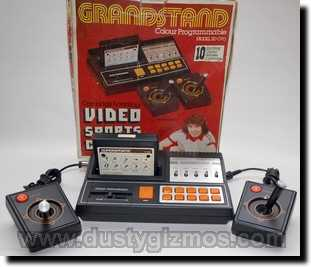 My Gaming History... Grandstand