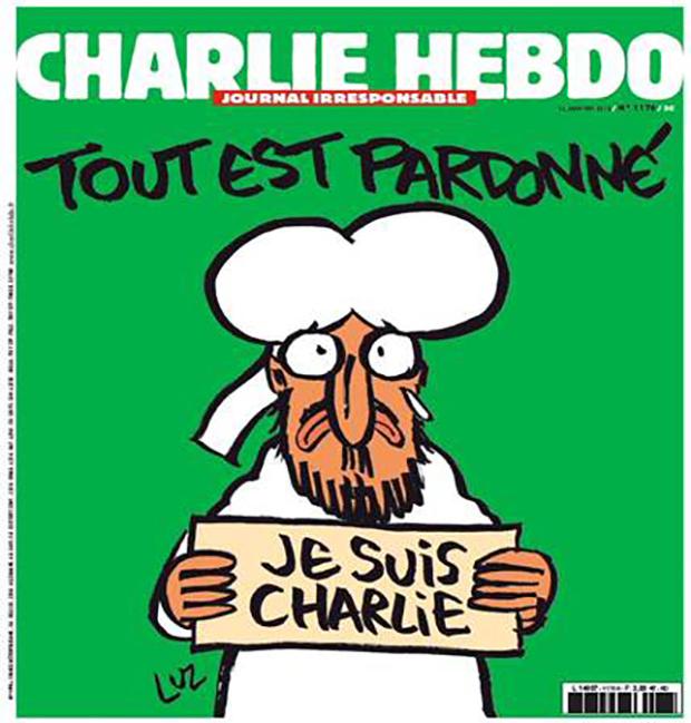 Humour et Politique - Page 21 Charlie-hebdo-cover