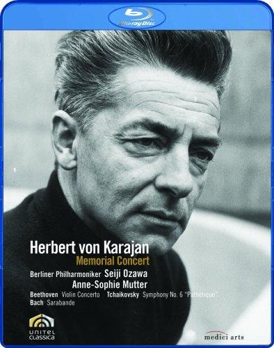 Concerti in DVD e Bluray Herbert-von-Karajan--Memorial-Concert-Blu-ray-2009