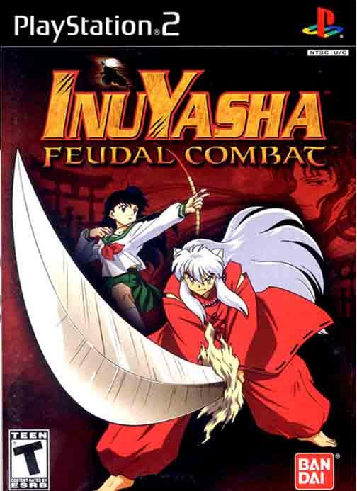 PS2 - InuYasha: Feudal Combat PS2_InuyashaFeudalCombat1