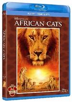 Les jaquettes DVD et BD des futurs Disney - Page 20 Africancats-br