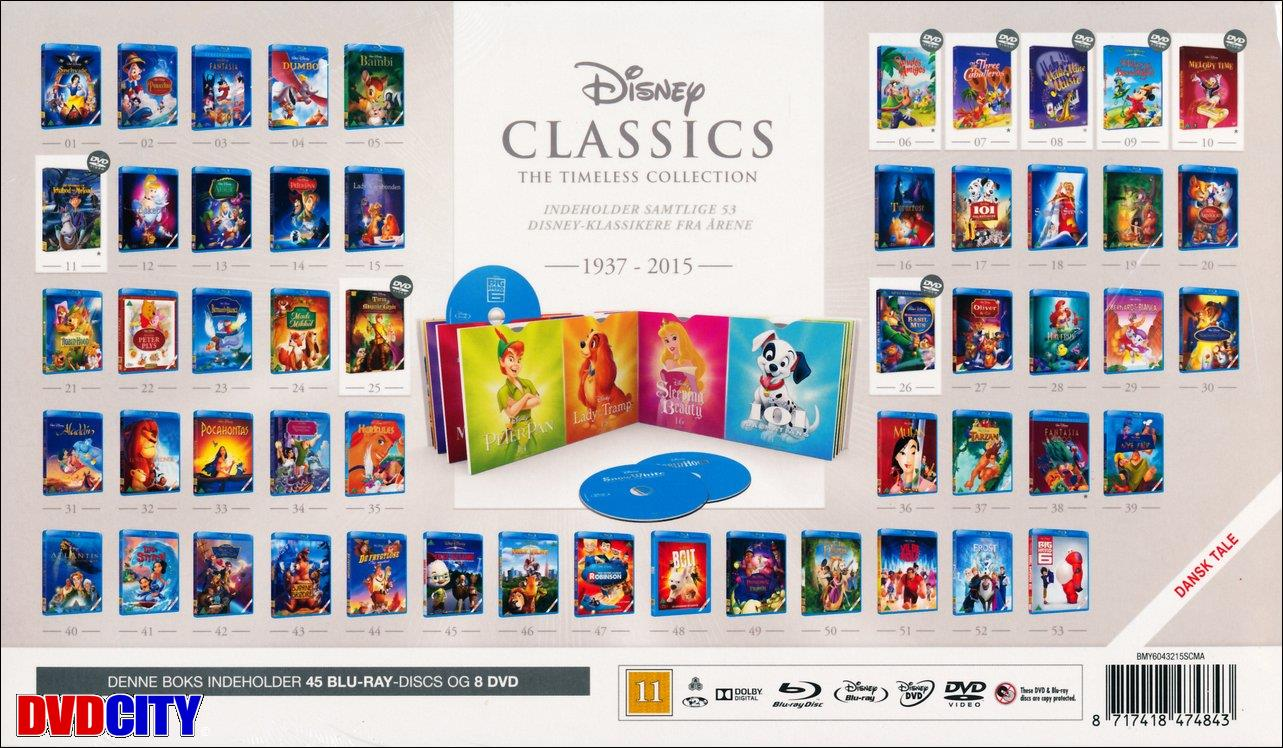 Dolby Atmos Disney-classics-timeless-collection-53-disney-klassikere