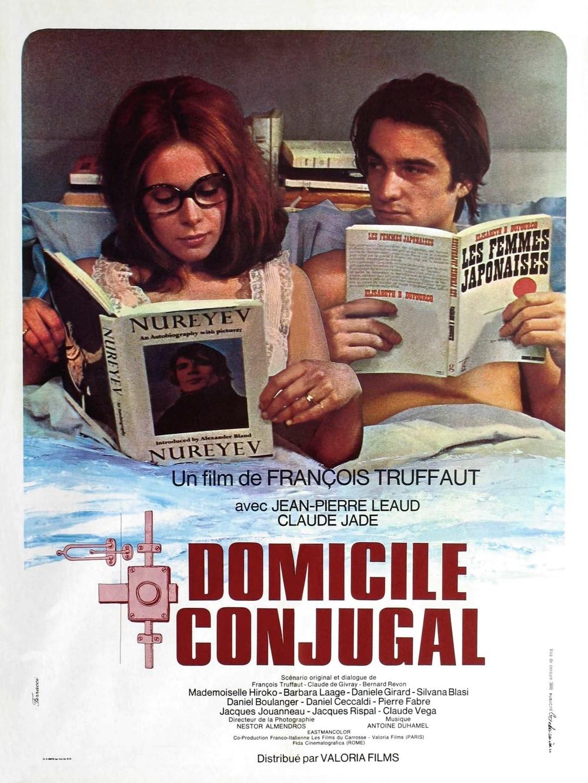 Votre dernier film visionné - Page 15 Domicile-conjugal
