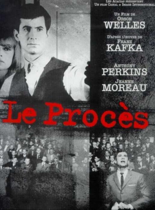 Orson Vels (Orson Welles) Le-proces