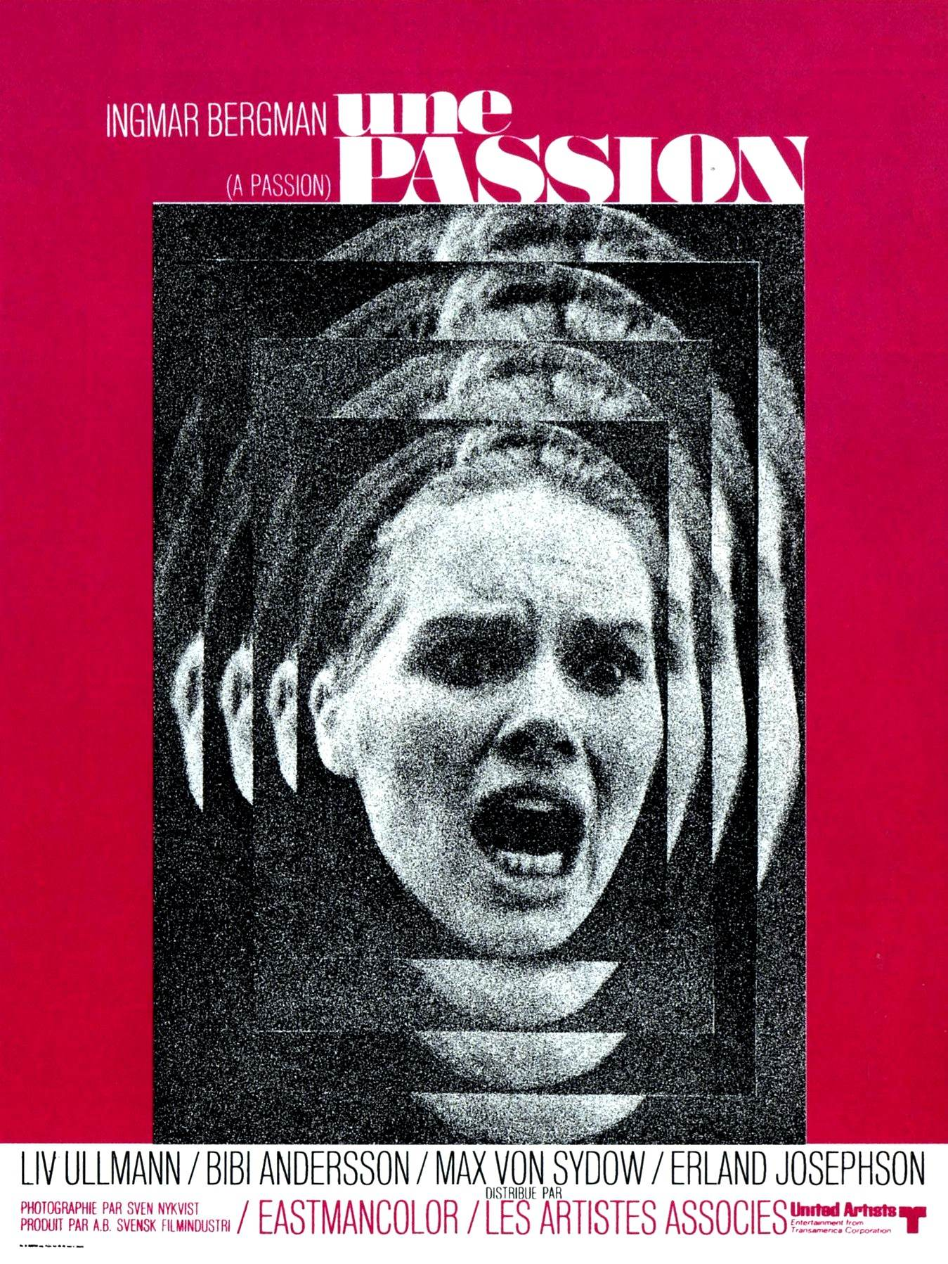 Votre dernier film visionné - Page 13 Une-passion