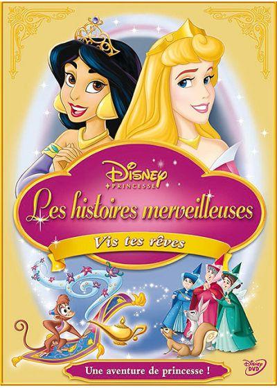 Les Histoires Merveilleuses - Vis Tes Rêves [DisneyToon - 2007]  31992