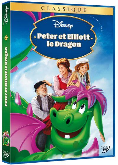 Peter et Elliott le Dragon [Disney - 1977] - Page 2 43559
