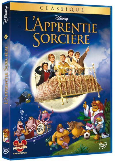 L'Apprentie Sorcière [Disney - 1971] 43561