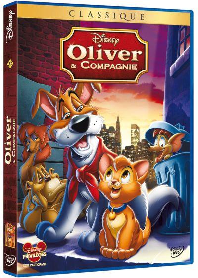 [DVD] Oliver & Compagnie - Edition 20ème anniversaire (2009) - Page 5 43562