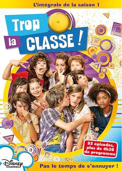 [DVD] Trop La Classe - Saison 1 / Tranche De Vie - Saison 1 (2010) 43563