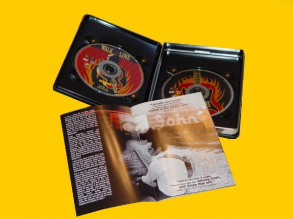 Walk the line : Ultimate Edition : 3 DVD + BOF + Livrets 30845_1