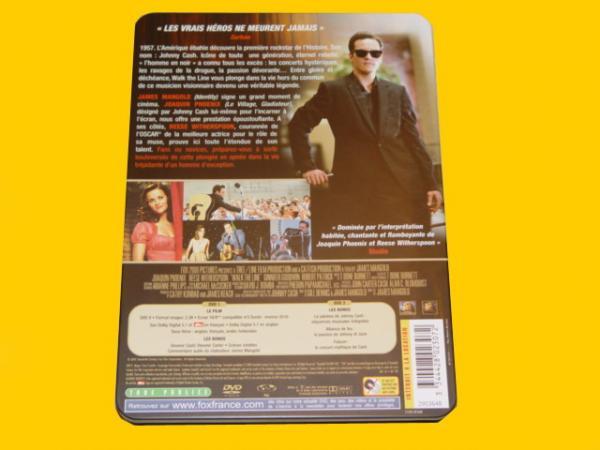 Walk the line : Ultimate Edition : 3 DVD + BOF + Livrets 30845_2