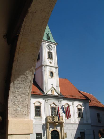 VARAŽDIN... grad baroka... nekad i danas Varazdinska01