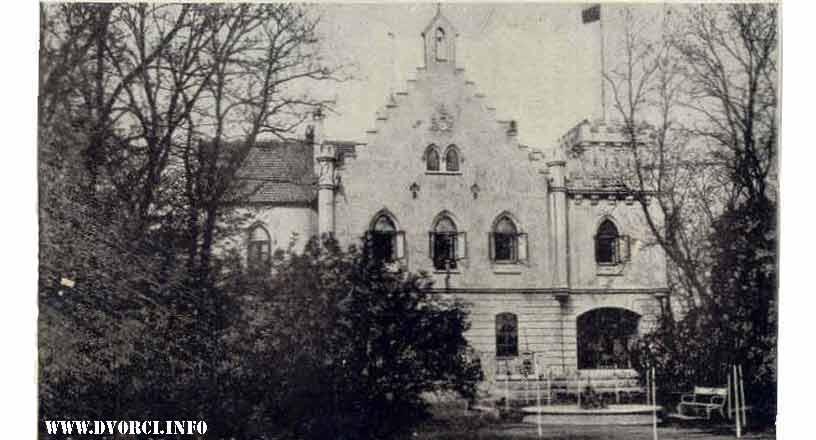 Dvorci Vojvodine Kapetanovo