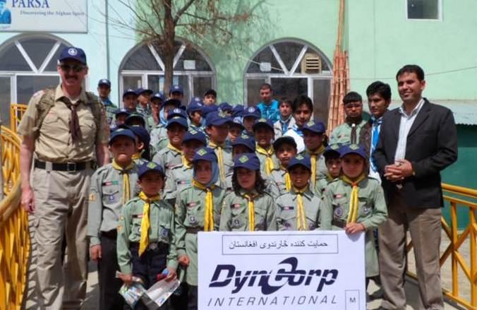 الشركات العسكرية والأمنية الخاصة: أذرع طويلة لمهمات مختلفة  Afghan-scouts