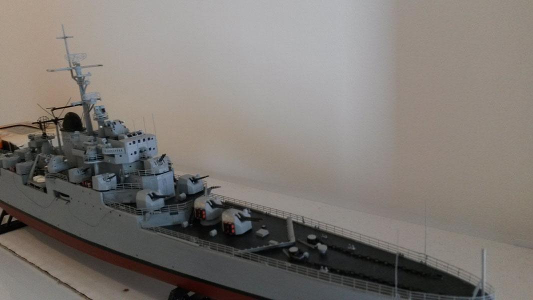 Croiseur DE GRASSE 1957-60 Réf 862 2