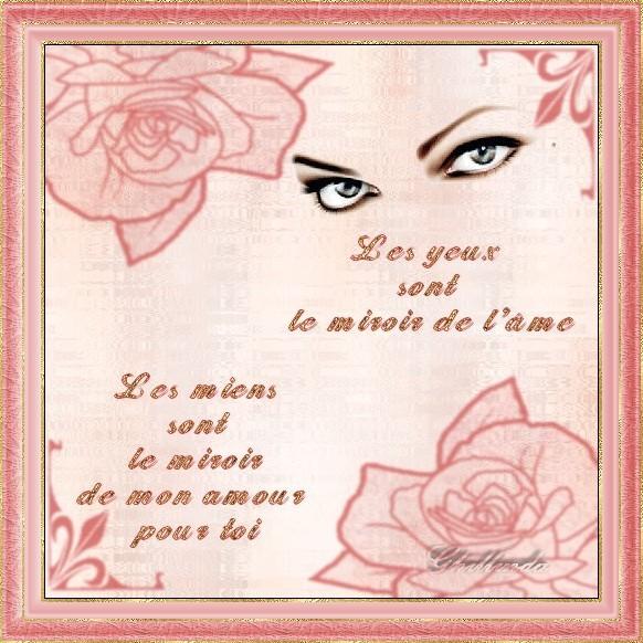 mon bébé d'amour Guillaume et mon Papa chéri - Page 3 Yeux-miroir-pep81