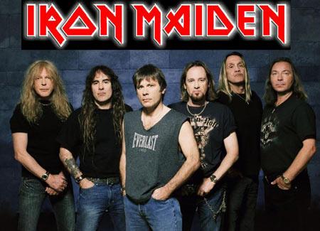 Iron Maiden Iron-Maiden