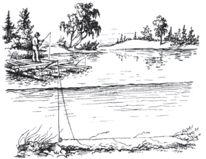 Книга: Крючковые рыболовные снасти 89484-i_009