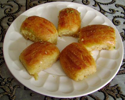 Восточные сладости Sekerpare