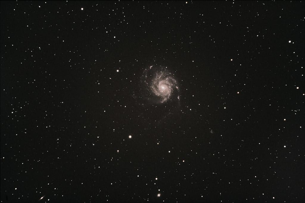 M101 à Biesmerée  le 21/03/2009 M101_210309_1024