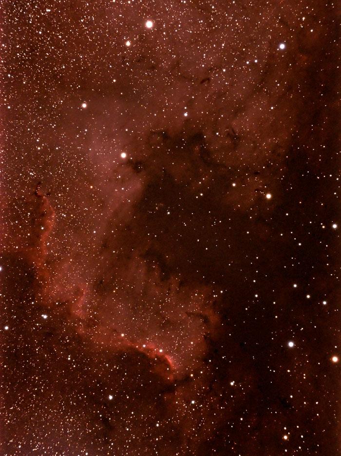 NGC7000, nebuleuse America le 15/08/09 NGC7000_150809_small