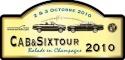 Cab&sixtour 2010 : Le récit