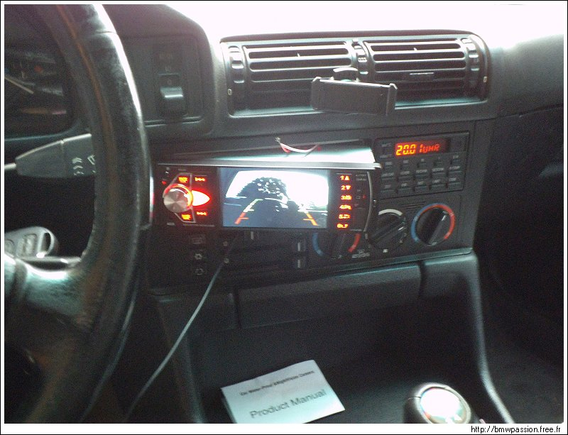 "Autoradio ""normal"" avec le MID Lot_250"