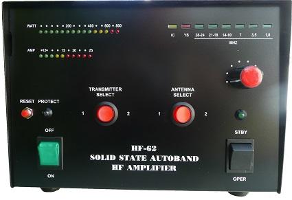 Amplificateur HF à transistors de EA4BQN Sitejose018007