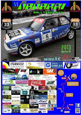 Campeonatos Regionales 2013 - Información y novedades Cartel_nanarri