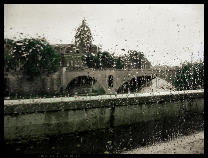 Kisa Italy_Rome_Rain2