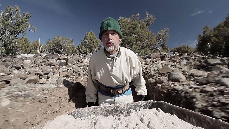 Artist Spends 10 Years Carving A Giant Cave Alone With His Dog Cave-carving-ra-paulette-30