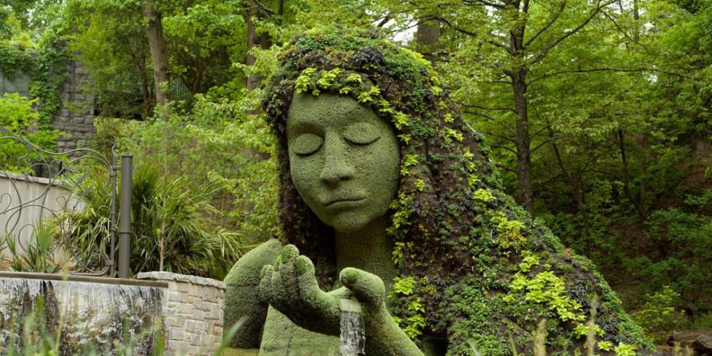 World's Most Incredible Sculpture Gardens Scoop-goddess