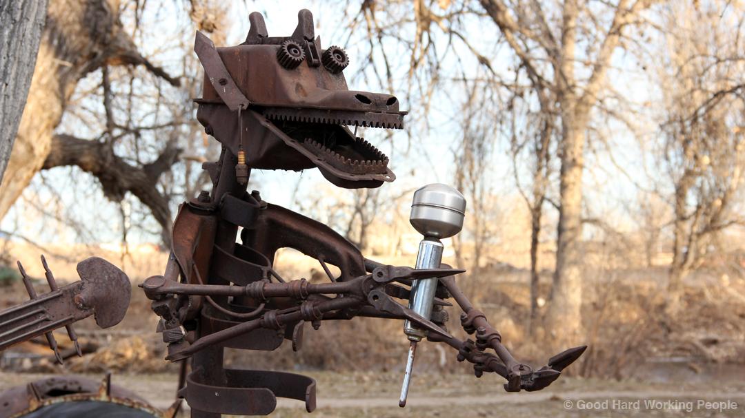 World's Most Incredible Sculpture Gardens Swetsville
