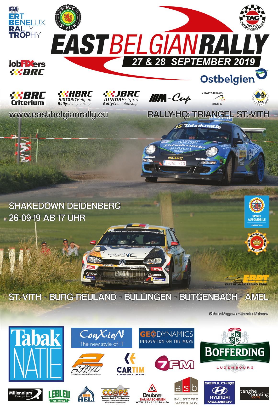 Nacionales de Rallyes Europeos(y no europeos) 2019: Información y novedades - Página 13 Affiche_EBR_19_klein_formaat_3