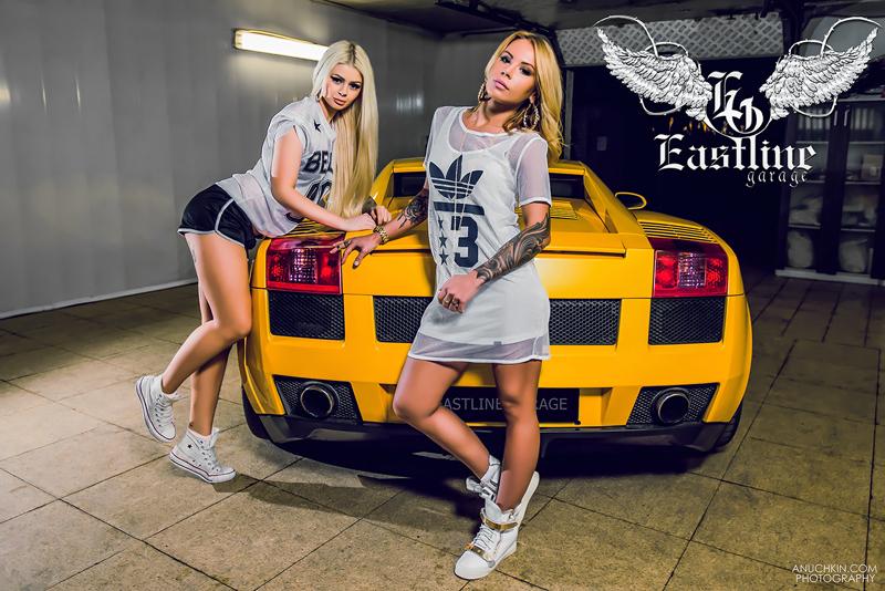 Тюнинг-ателье Eastline Garage. Самоклеющаяся алькантара и кожзам! 18