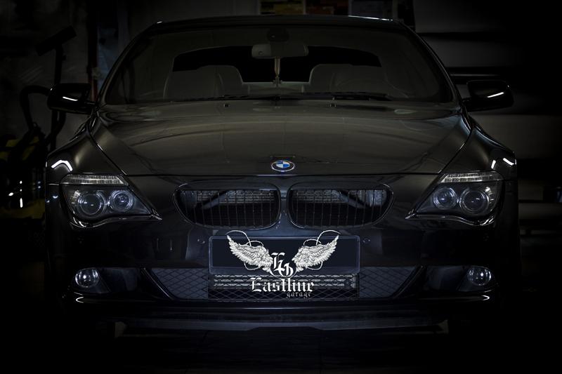 Тюнинг-ателье Eastline Garage. Самоклеющаяся алькантара и кожзам! 117