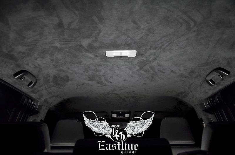 Тюнинг-ателье Eastline Garage. Самоклеющаяся алькантара и кожзам! - Страница 2 73