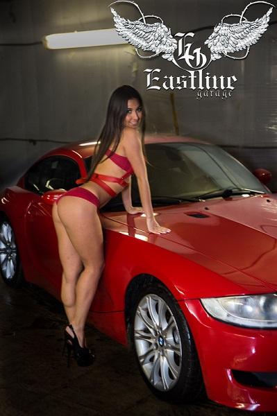 Тюнинг-ателье Eastline Garage. Самоклеющаяся алькантара и кожзам! 6-copy